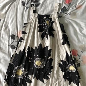 Gap Kids Floral Print Summer Dress